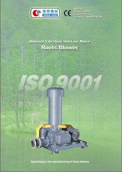 TH-Seies Roots Blower
