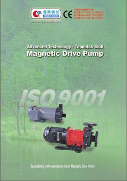 TMD-Serisi Manyetik Pompa