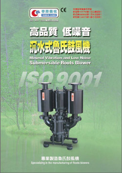 TSW-Series Sumbersible Blower
